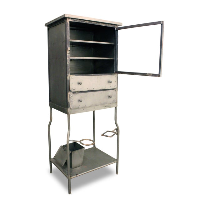 Vintage Dental Cabinet - Image 4 of 6