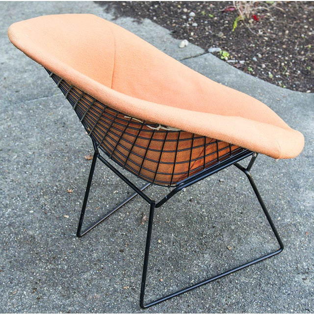 Vintage Harry Bertoia Diamond Chair by Knoll - Image 6 of 9