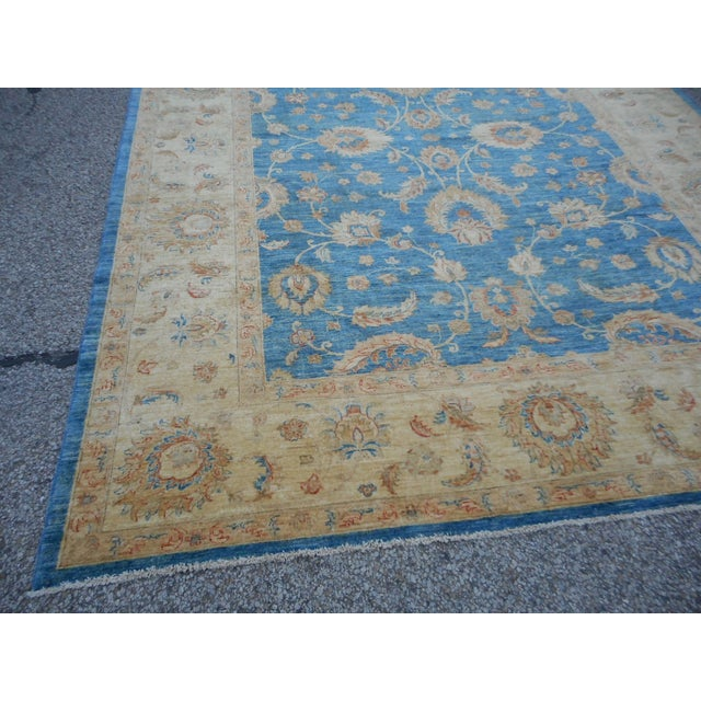 Oushak Design Hand Woven Oriental Rug - 8' X 11' - Image 4 of 11
