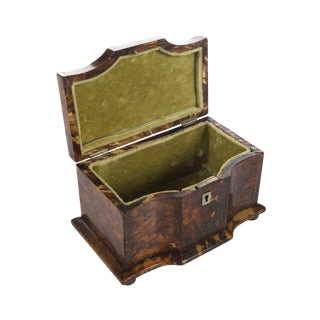 19th C. English Jewelry Box