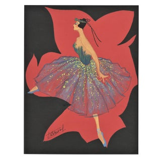 Original Ballet Fashion Costume Design