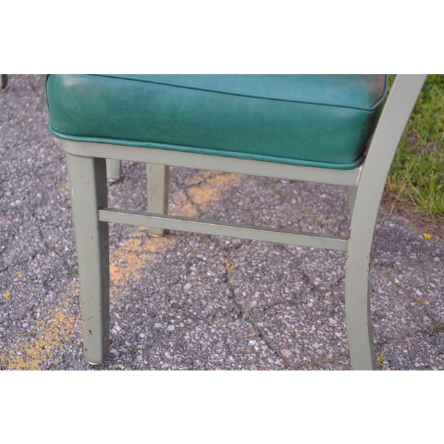Steelcase Mid Century Office Chairs - Set of 4 - Image 8 of 8