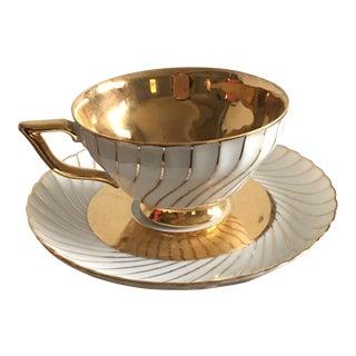 Bavaria Waldershof Gold Tea Cup