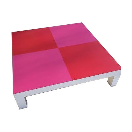 One of a Kind Custom Designed MCM Coffee Table - Image 1 of 7