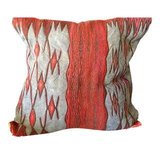 Boho HillTribe Textile Pillow