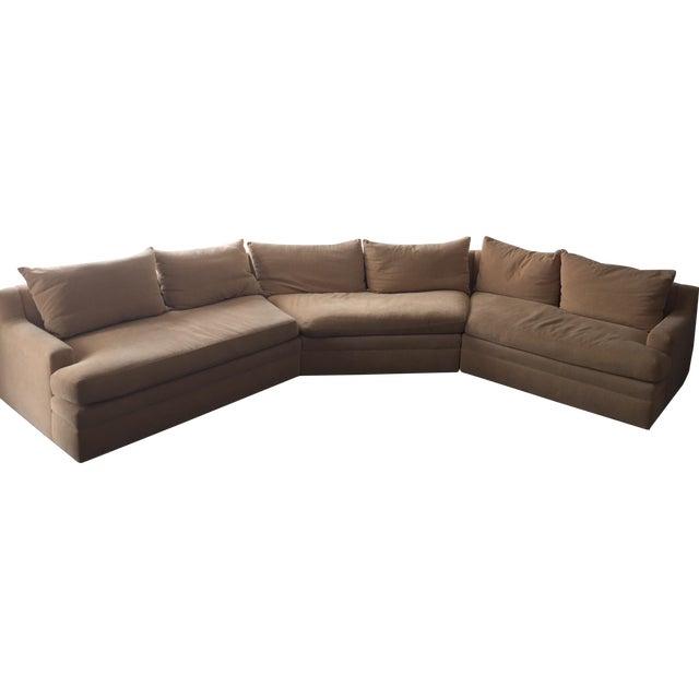 Kroll Furniture Custom Sofa Sectional - Image 1 of 10