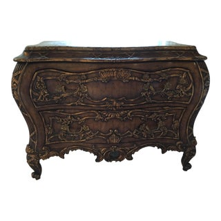 Maitland-Smith French Commode Chest