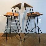 Image of Arthur Umanoff Bar Stools - A Pair