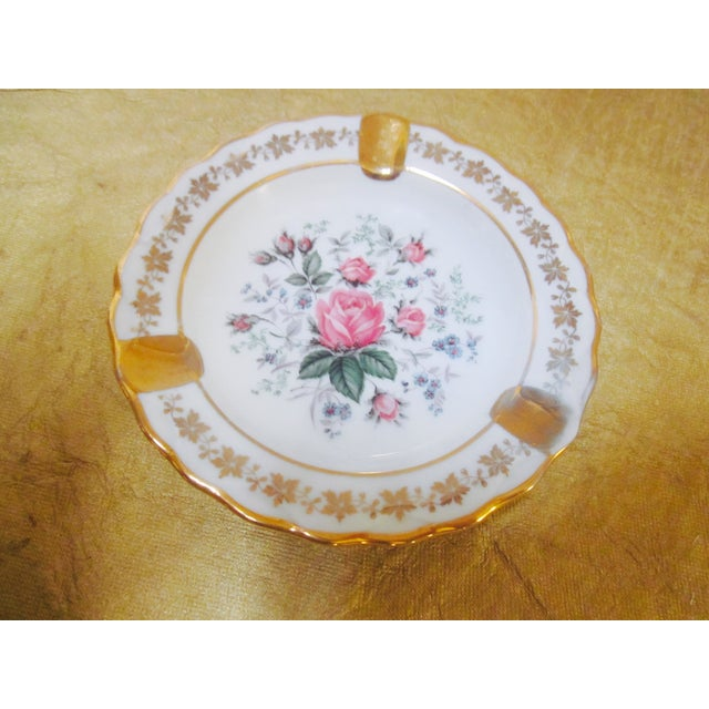 Pastaud Limoges Vintage French Trinket Dish - Image 6 of 6