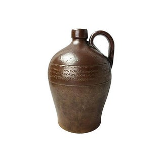 English Stoneware Jug