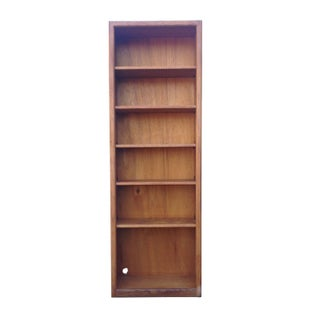 Gerald McCabe Oak Bookcase