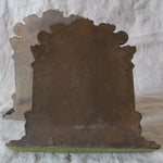 Image of Antique Fraternal Bronze Elks Club Bookends - Pair