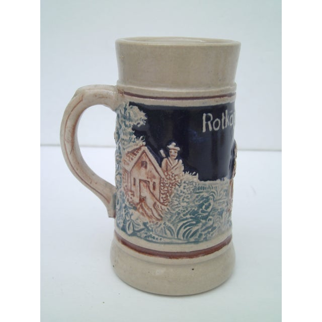 Antique German Childrens Steins - Set of 3 - Image 7 of 11