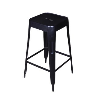 Iron Bar Stool Set of 2