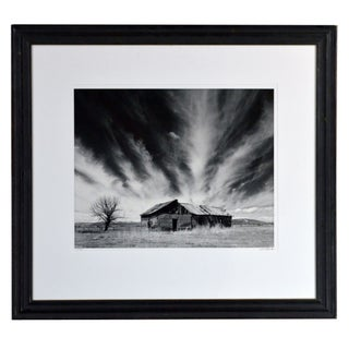 Framed Landscape Photograph by JD Marston