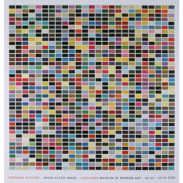 Gerhard Richter-1025 Colors (1025 Farben)-2005 Poster - Image 1 of 3