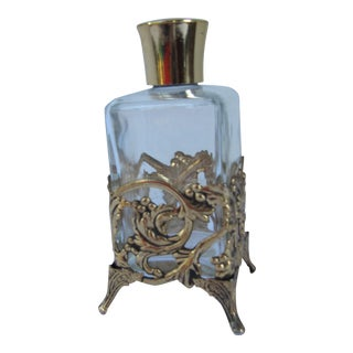 Vintage Hollywood Regency Purfume Bottle