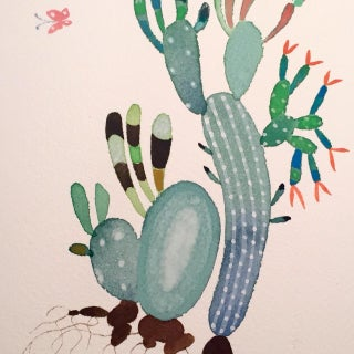 Cactus Blues by Steven Klinkel