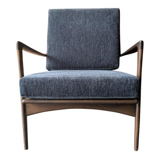 Mid Century Danish Chair by Selig