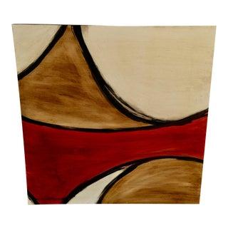 Vitral Painting #2 by Ramiro Medina