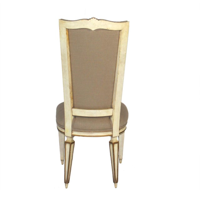 Image of Upholstered Dining Chairs, Set of 4