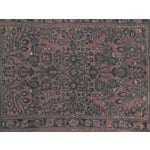 Image of Leon Banilivi Antique Sarouk Rug - 2' X 2'9""