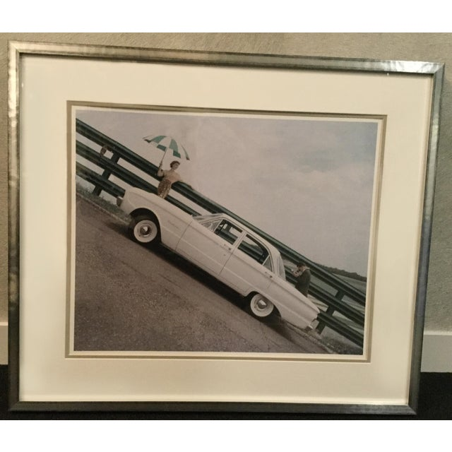 Image of Ford Falcon Vintage Photograph by John Rawlings