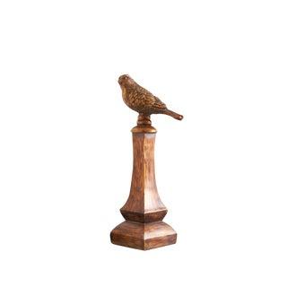 Large Bird on a Pedestal