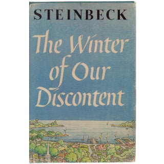 The Winter of Our Discontent, 1st Ed
