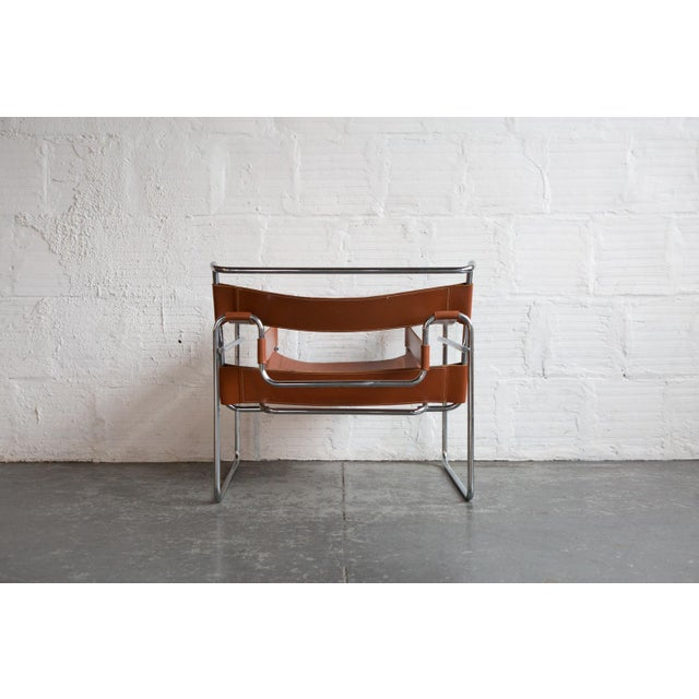 Wassily Marcel Breuer for Knoll Chairs - a Pair - Image 6 of 11