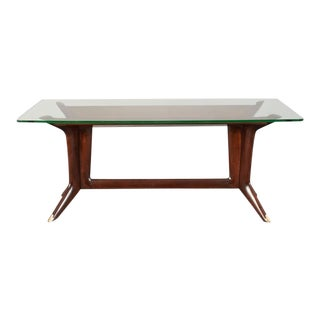 Chic Dining Table Attributed to Ico Parisi