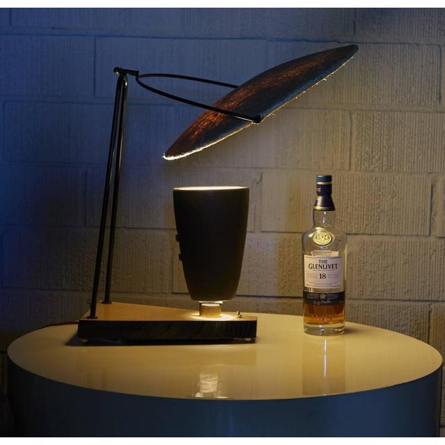 1940s Vintage Mitchell Bobrick ControLight Table Lamp ...