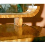 Image of Art Deco Vanity With Mirror
