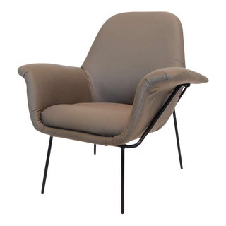 "Giancarlo De Carlo ""Lucania"" Lounge Chair by Arflex"
