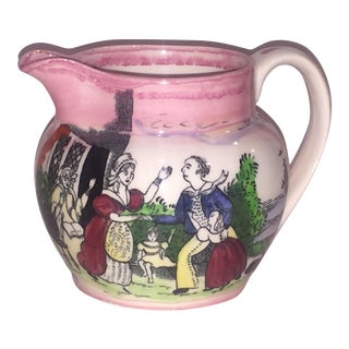 Sailor's Return Small Pitcher by Crown Devon Fielding