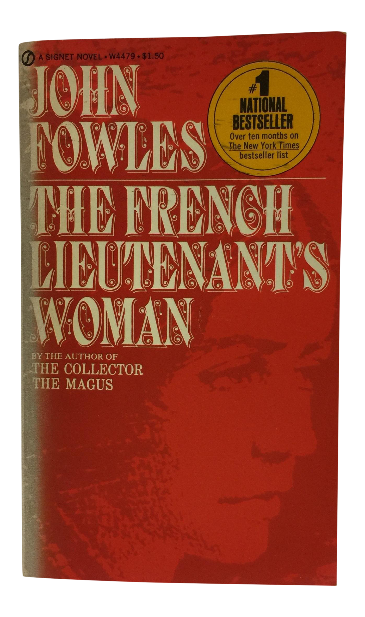 an analysis of john fowless novel the french lieutenants woman Written by john fowles, narrated by paul shelley download and keep this book for free with a 30 day trial  doing so, he subverts both the age and the novel 'the french lieutenant's.