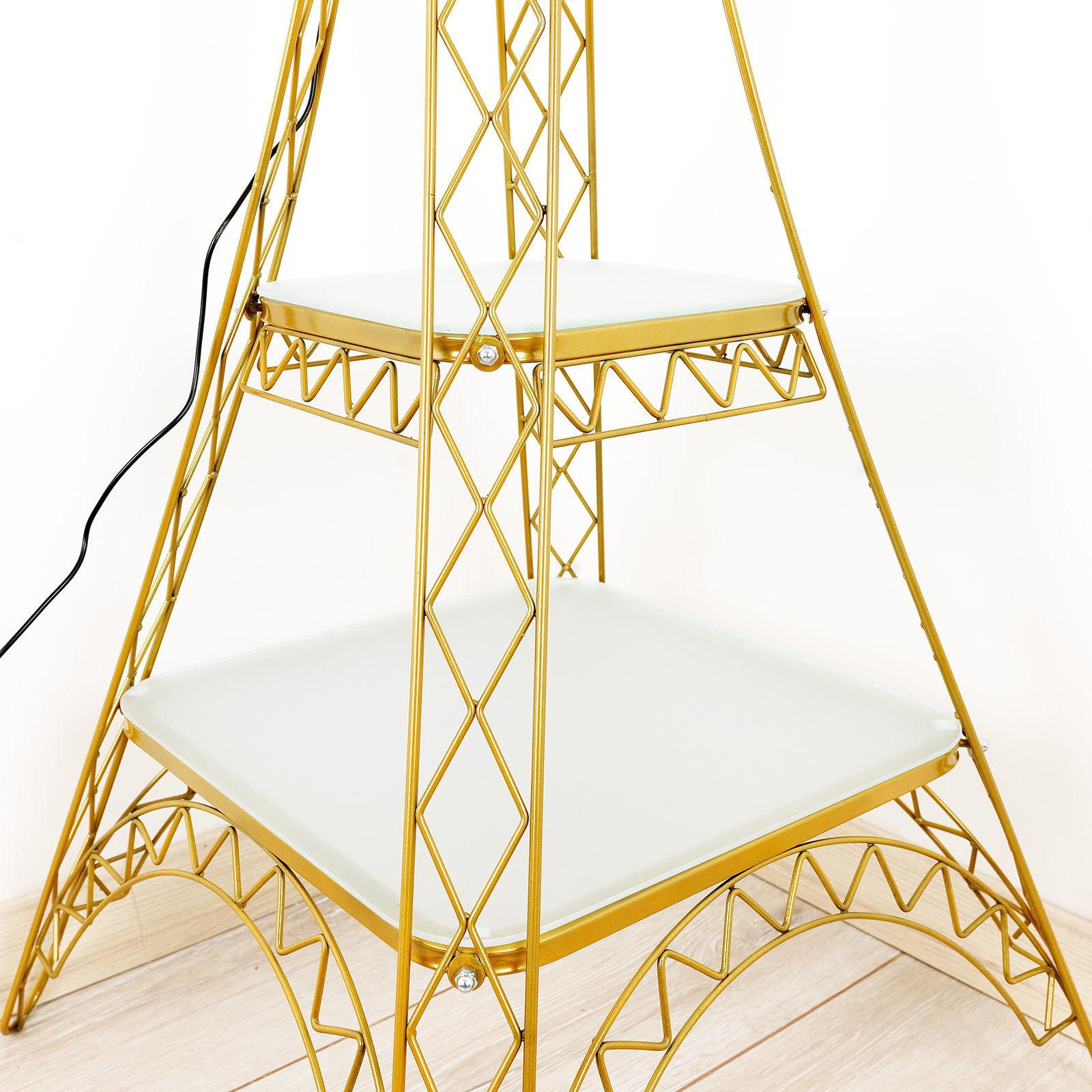 eiffel tower floor lamp | chairish