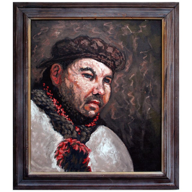 "Image of Painting ""Doc"" by Judith Diem"