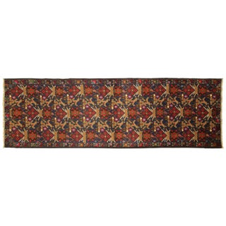 "Floral Persian Balouch Runner Rug - 2'10"" x 9'2"""