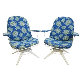 Coastal Bottemiller Patio Chairs - A Pair