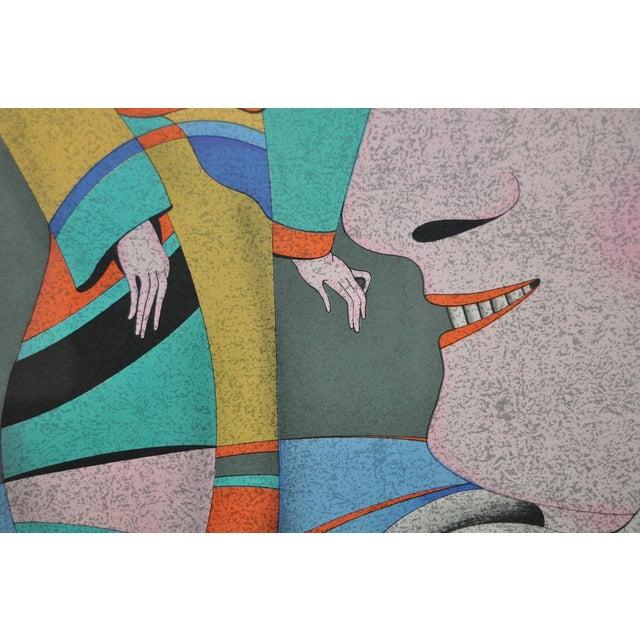"Mihail Chemiakin ""Cirque Russe"" Lithograph - Image 8 of 10"