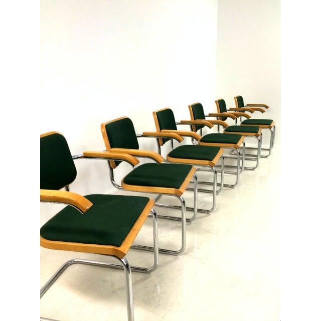 Vintage Thonet Marcel Breuer Cesca Chairs - 6 - Image 3 of 7