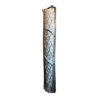 Antique Zinc Architectural Fins