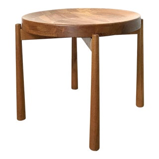 Jens Quistgaard for Dux Teak Tray Table 1960's