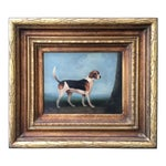 Hunting Beagle Oil Painting