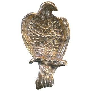 Brass Eagle Dish