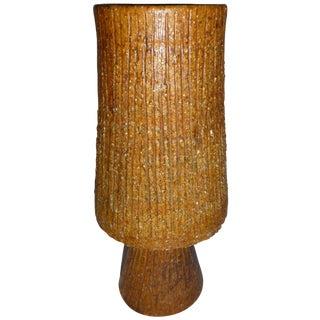 MCM Organic Studio Pottery Vase