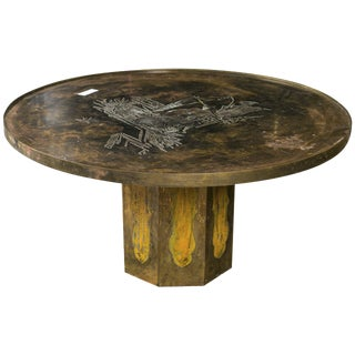 LaVerne Chan Asian Coffee Table