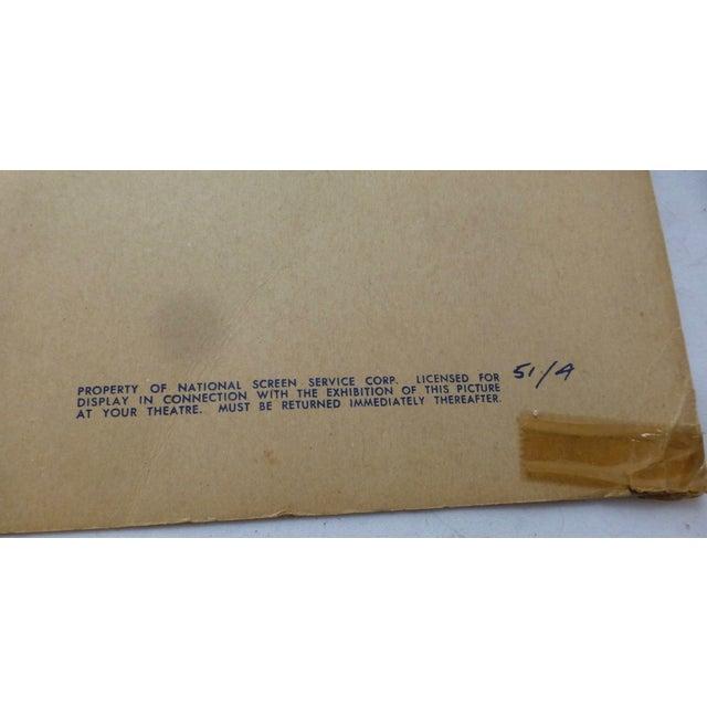 1950s Valentino Movie Lobby Card - Image 8 of 11