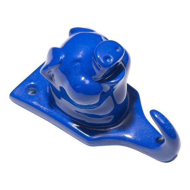 Resin Pig Hook - Blue - Image 1 of 3